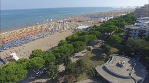 Lignano from the sky